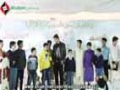 [Jashne Miladul Nabi (S.A.W)] Talk Show : Stundent Of Al-Murtaza School - 18 Jan 2014 - Mehfil e Murtaza - Urdu
