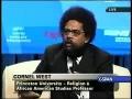 Cornel West on Obama - English