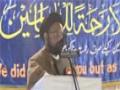 Jashn-e-Sarkaar-e-Do-Alam (saws) - 30th Rabiul Awwal 1435 A.H - Moulana Taqi Agha - Urdu