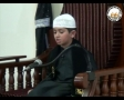 [Child Zakir Abbas Vakil] Sakina aur Zindan - Urdu