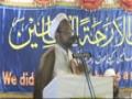 Jashn-e-Sarkaar-e-Do Aalam (saws) - 30th Rabiul Awwal 1435 A.H - Moulana Mirza Shabbir Ali Shirazi - Urdu