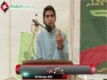 [یوم مصطفی ص] Naat : Murtaza - 04 Feb 2014 - Karachi University - Urdu