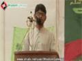 [یوم مصطفی ص] Naat : Br. Muhammad Ali - 04 Feb 2014 - Karachi University - Urdu