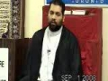 How to benefit from Month of Ramadhan - Asad Jafri - Sept 1 2008 - English