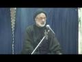 [03] Islam & Tension Free Life - 17th Rabi-us-Sani 1435 - Moulana Syed Mohammed Askari - Urdu