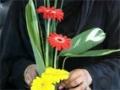 Flower Arrangement - Urdu