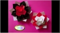 Origami Beautiful Origami Flower - English