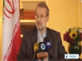 [06 Mar 2014] Iran Parl. Speaker Larijani visits South Africa - English