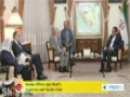 [16 Mar 2014] UN-AL envoy meet with secy of Iran Supreme Natl. Security Council - English