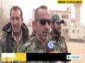 [19 Mar 2014] Ras al-Ayn residents celebrate as Syrian army liberates town - English