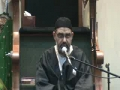 11th Ramzan 2008 - Lecture by Agha Ali Murtaza Zaidi - Urdu
