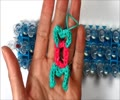 Loom MOM Charm - How to Make Design - English