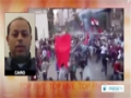 [04 Apr 2014] Several injured as Egyptian security forces attack funeral for slain student - English