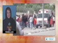 [04 Apr 2014] Palestinian demonstrators clash with Israeli forces outside Ofer prison - English