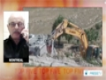 [13 Apr 2014] israel confiscates more land in occupied West Bank - English
