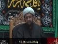 (02/03) [Fatimiyyah 1435-2014] Shahadat Sayeda Fatima (s.a) - Shaykh Baig - English