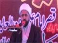 {01} [منڈی بہاوالدین] Speech : H.I Amin Shaheedi - 29 March 2014 - Urdu