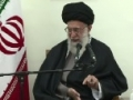 [English] [11 Nov 13] Speech to Members of the Soldiers of Islam Mourning Committee - Sayed Ali Khamenei