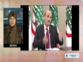 [23 Apr 2014] The Lebanese parliament fails to elect a new president in a first round of voting - English