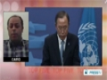 [28 Apr 2014] UN chief alarmed by mass death sentences in Egypt - English