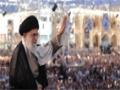 غربت مقام معظم رهبری و حکایت نفرین علی (ع - Farsi
