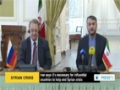 [07 May 2014] Iran, Russia discuss ways to end 3-year conflict in Syria - English