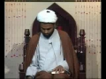 18th Ramadan 2008 - Day 3 - Hikmat-e-Alawi - Agha Jaun - Urdu
