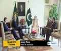 [09 May 2014] US seeking Pakistan help to resume talks with Afghan Taliban - English