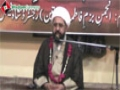 [Mehfil e Milad | محفل میلاد] Speech : H.I Amin Shaheedi - 05 May 2014 - Shahfaisal Colony - Urdu