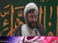 [04] Speech by H.I. Ali Akbar Badiei - Birth Anniversary of Sayyeda Fatima Zahra (s.a) - 4/19/14 - English