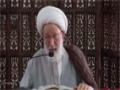 {08} [Ramadhan Lecture] Quranic shine | ومضات قرآنية - Ayatullah Isa Qasim - Arabic