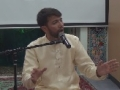 [10] Poetry Night - Ali Safdar (LIVE) - Dua Kero - Milad Mah e Rajab - May 09, 2014 - Urdu