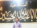 Shair-e-Ahl-e-Bait - Syed Haider Rizvi (Jashn-e-Imam Sajjad A.S) - Urdu