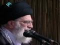 حضور در یادمان شهدای شرق کارون - Aytaullah Khamenei | 26 Mar 2014 - Farsi
