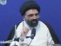 احیائے فکر امام خمینی Ahya-e-Fikr-e-Imam Khomeini (ra) - Ustad Syed Jawad Naqavi - Urdu