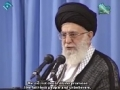 [Eng Sub] Ayt Khamenei congratulates all people of world who like message of human dignity - 27May14 - Farsi