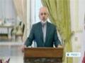 [15 June 2014] Zarif calls terrorism despicable, unacceptable - English