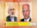 [16 June 2014] UK\'s Hague discusses crisis with Iranian counterpart Zarif - English