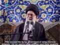 [English Sub] Ayatullah Ali Khamenei describes arrogant powers\\\\\\\' crimes against humanity