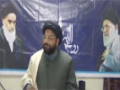 [Yaad-e-Khomeyni (R.A) 2014] Speech : Molana Taqi Agha - 20 June 2014 - Bangalore - Urdu