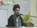 [Tulo ue Fajr Taleemi Convention 2014] Speech : H.I Ahmed Iqbal - Lahore - Urdu