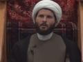 [08] Acquaintance with AhlulBayt: Imam Sadiq (as) - Ramadan1435/2014 - Sh. Hamza Sodagar - English