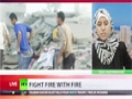 Gaza spokeswoman blasts IDF op Protective Edge on RT - English