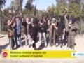 [08 July 2014] Iraq tells UN: Militants have captured chemical weapons plant - English