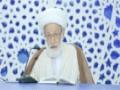 [Ramazan Lectures] الحديث القرآني الرمضاني Ayatullah Isa Qasim - 09 رمضان 1435 - Arabic