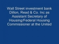 Former US Housing secretery Bailout is above law-English