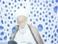 [Ramazan Lectures] الحديث القرآني الرمضاني Ayatullah Isa Qasim - 12 رمضان 1435 - Arabic