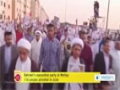[16 July 2014] Bahraini regime forces arrested over a hundred and ten protesters last month alone - English