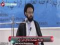 [02] حقیقت تقویٰ - H.I Sadiq Taqvi - 17 Ramazan 1435 - Urdu