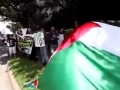 PROTEST FOR GAZA IN HOUSTON, TX - 12 July 2014 - English
